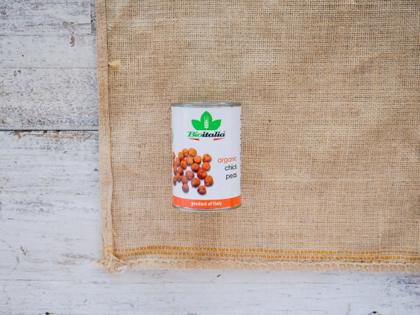 Organic Chickpeas (Canned)