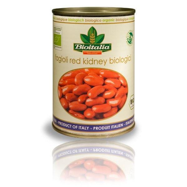 Organic Red Kidney Beans (BPA Free)