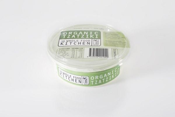 Organic Tzatziki