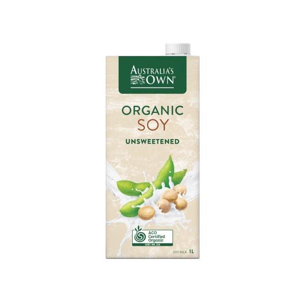 Organic Soy Milk