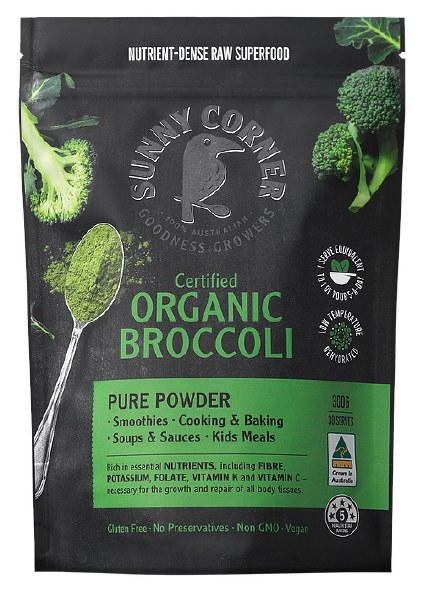 Broccoli Powder 150G