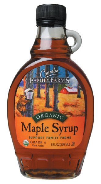 A Grade Maple Syrup