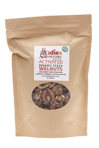 Organic Activated Walnuts