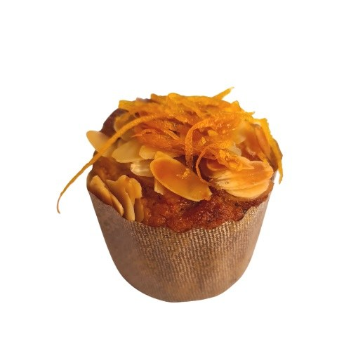 Organic & GF Orange Poppyseed Cake