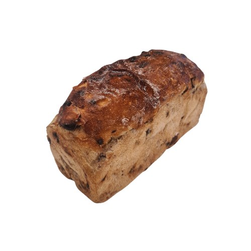 Organic Middle Eastern Fruit Loaf