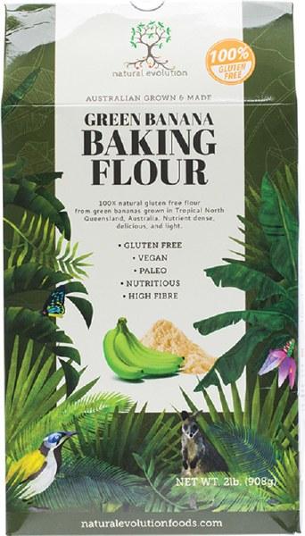 Gluten Free Banana Baking Flour
