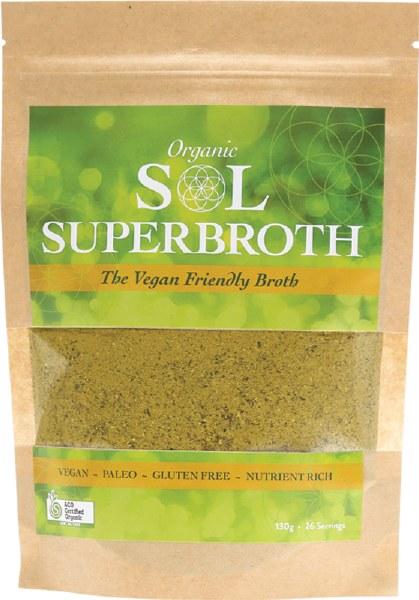 Organic Vegan Broth
