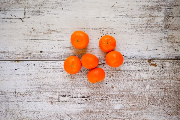 Organic Mandarin