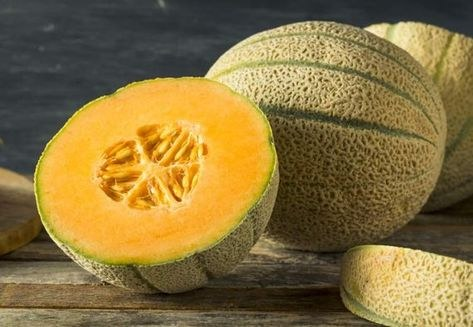 Organic Rockmelon