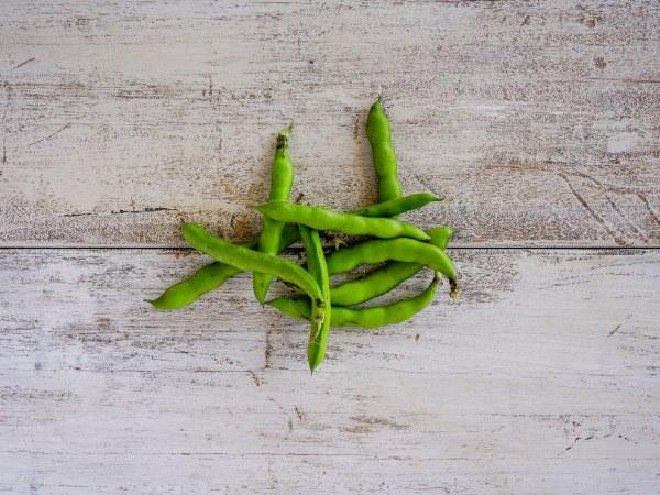 Organic Broad Beans