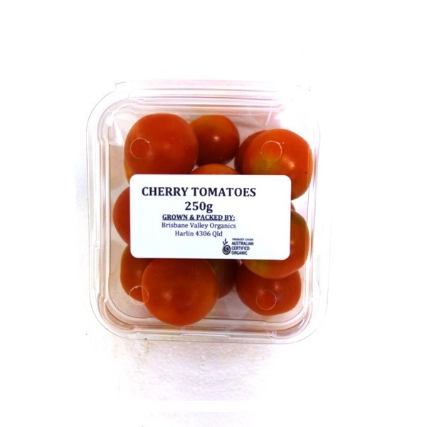 Organic Cherry Tomato