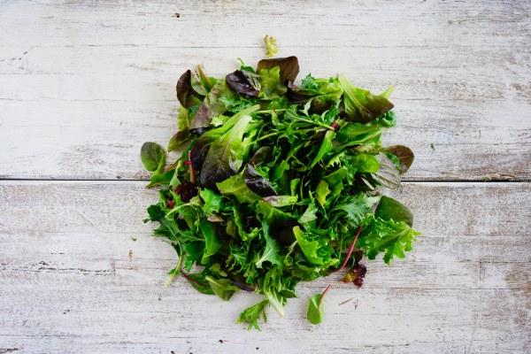 Organic Lettuce Mix