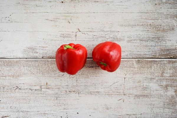 Organic Red Capsicum