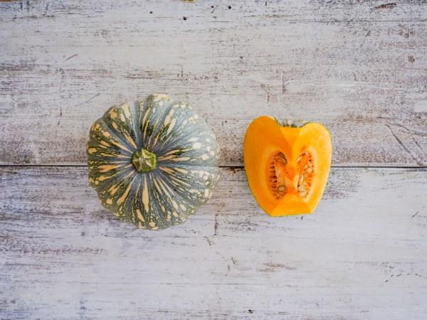 Organic Jap Pumpkin
