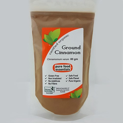 Organic Cinnamon Ground