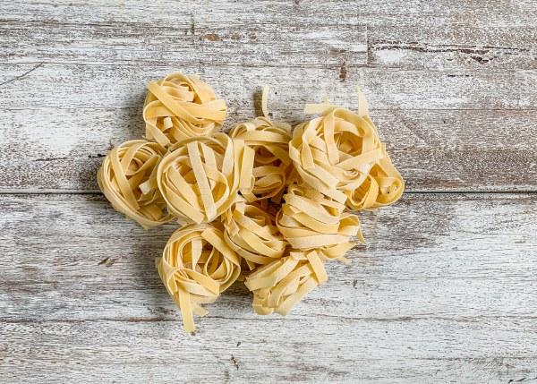 Organic Pasta Nidi Tagliatelle