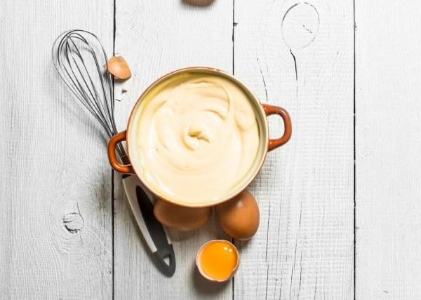 Organic Whole Egg Mayonnaise