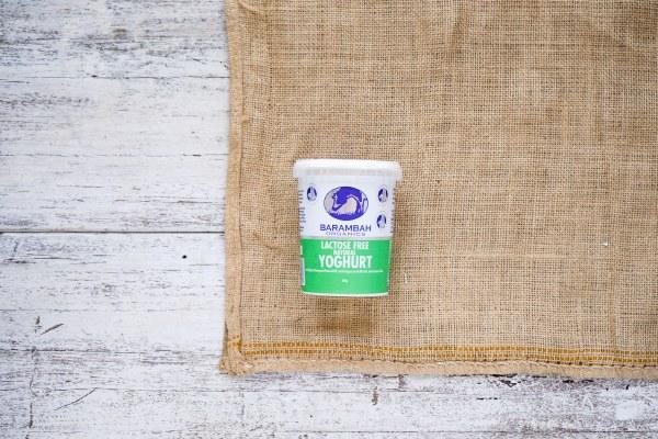 Organic Lactose Free Natural Yoghurt