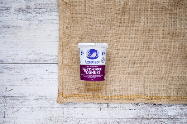 Organic Passionfruit Yoghurt