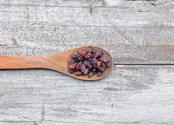 Organic Dried Sultanas