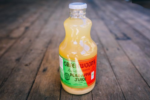 Biodynamic Pear & Apple Juice
