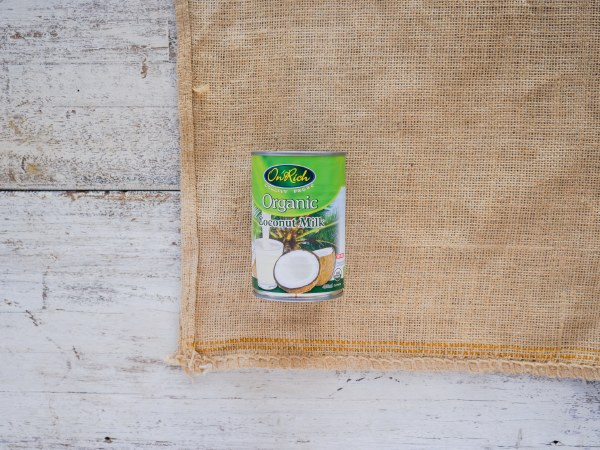 Organic Coconut Milk (Canned)