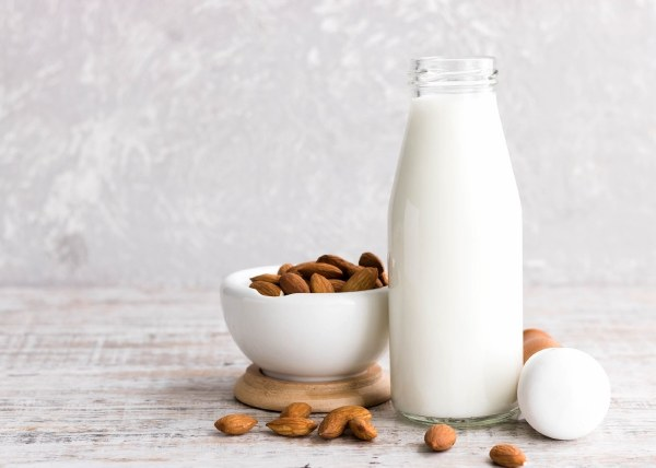 Organic Unsweetened Activated  Almond Milk 1L