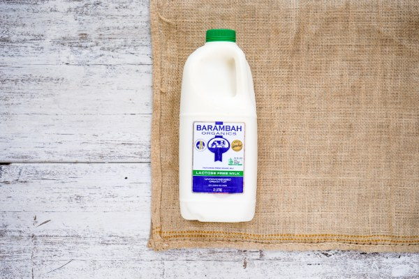 Organic Lactose Free Milk2L