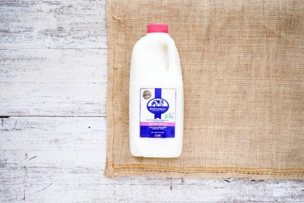 Organic Skim Milk 2L