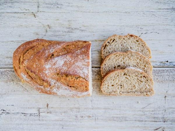 Organic Wheat Sourdough Batard