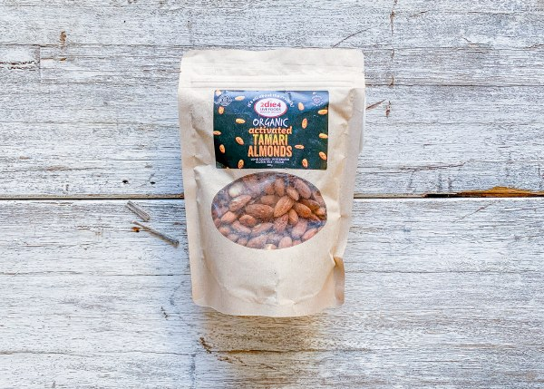 Organic Activated Tamari Almonds