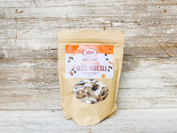 Organic Activated Paleo Muesli