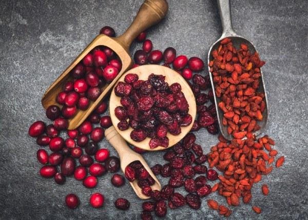 Organic Antioxidant Super Berries