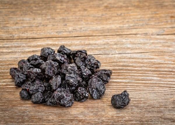 Organic Dried Wild Blueberries