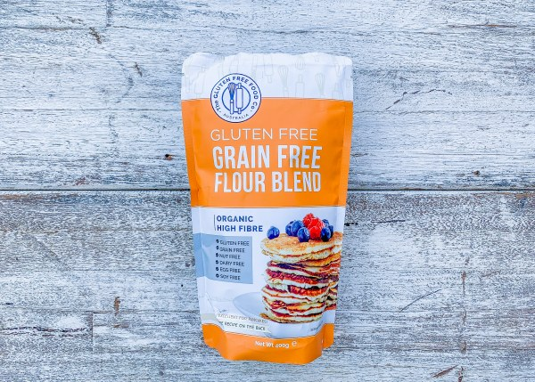 Grain Free Flour Bread Mix