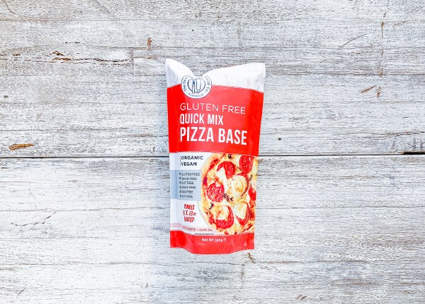 Organic Quick Pizza Base Mix