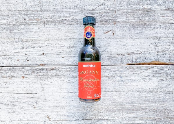 Organic Worcestershire Sauce