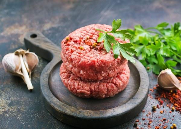 Organic Beef Rissoles
