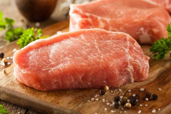 Organic Pork Loin Chops