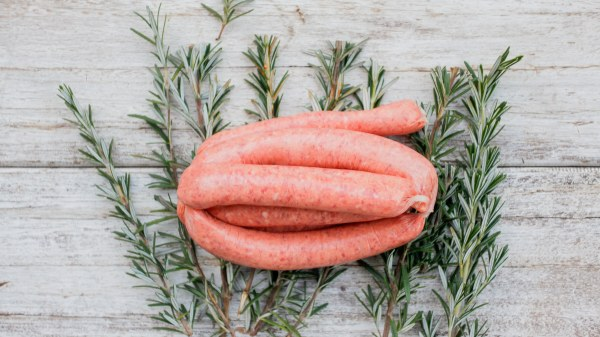 Organic Premium Beef Sausages