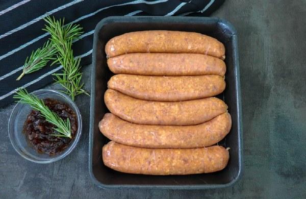 Organic Spicy Lamb & Coriander