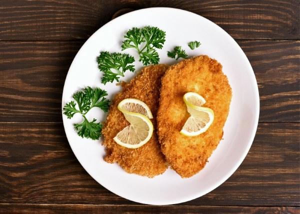 Organic Chicken Kiev