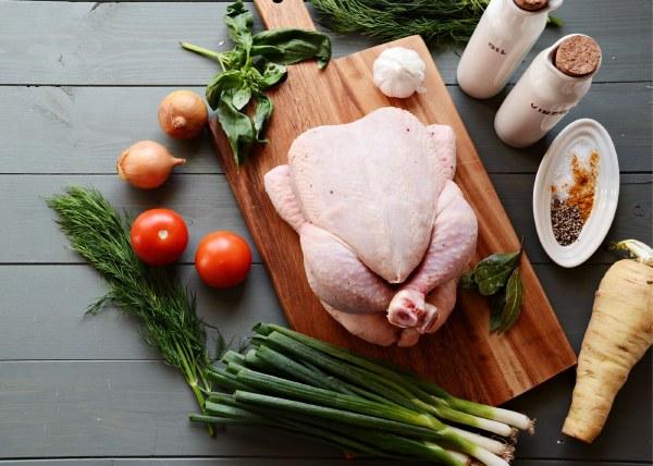 Organic Chicken (Whole)