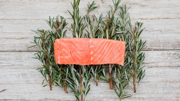 Organic Norwegian Salmon