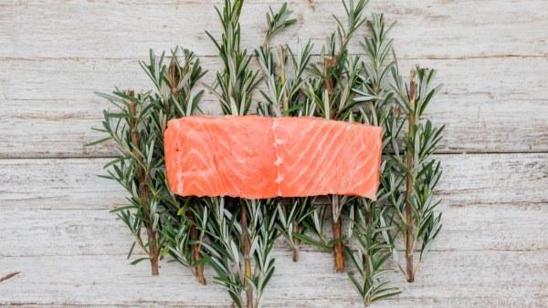 Organic Norwegian Salmon