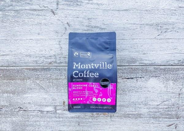 Organic Ground Coffee