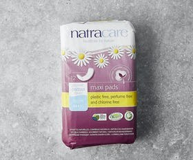 Natural Maxi Pads (Regular)