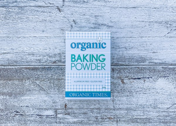 Organic Baking Powder Powder