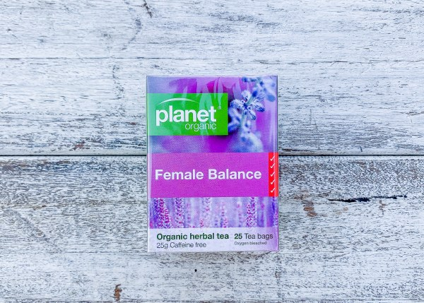 Organic Herbal Female Tea