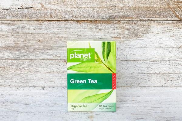 Organic Green Tea Bags